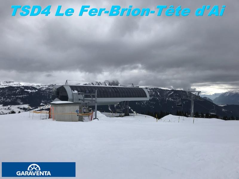 Télésiège Débrayable 4 places Le Fer-Brion-Tête d'Ai (TSD4)  Asd210