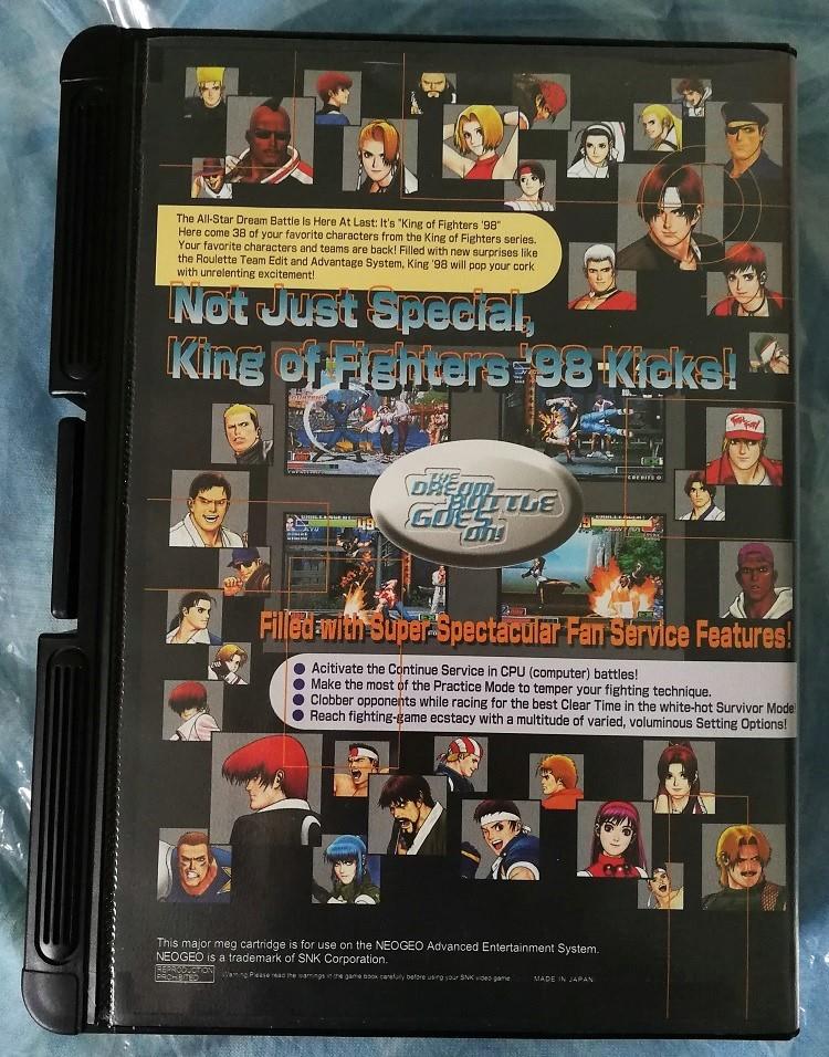 La collec SNK de Yori - Page 4 Kof98u13