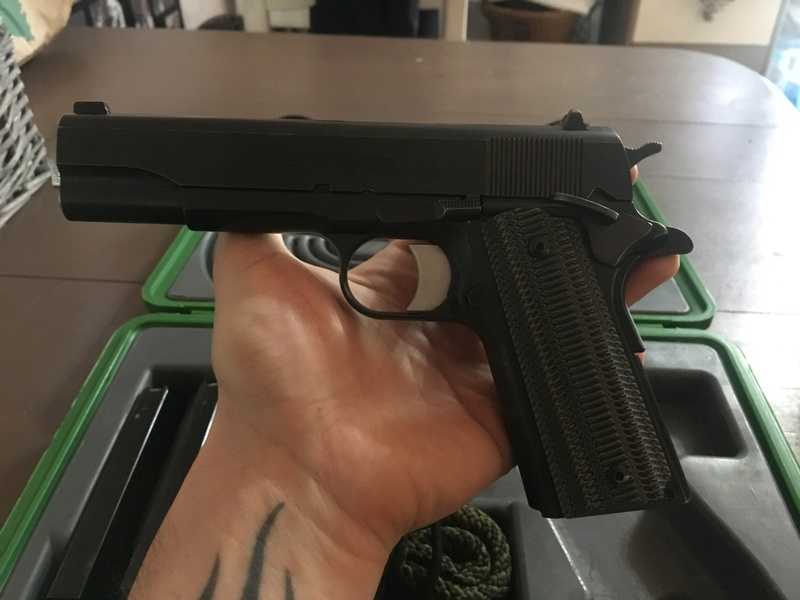 Hausse pour Remington 1911 R1 9a168610