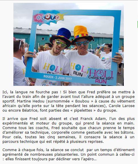 Groupe Sportif Samedi animé par Frédéric Sporti27