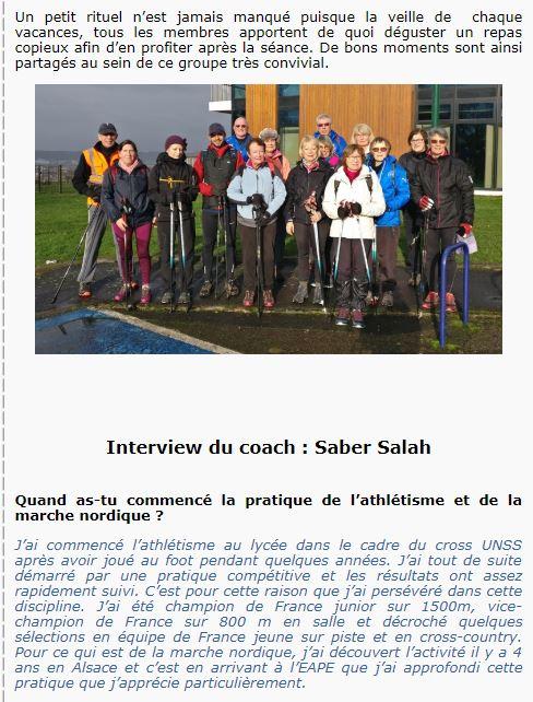 Groupe Tonique du Vendredi animé par Saber Toniqu12