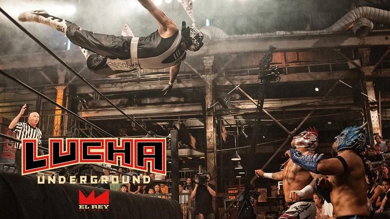 [BREAKING] Actu Catch !! [3] Saison 1 Lucha-10