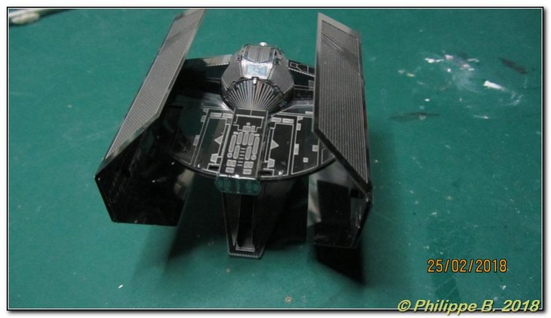 Tie Fighter X1 [Metal Earth] X800_t22