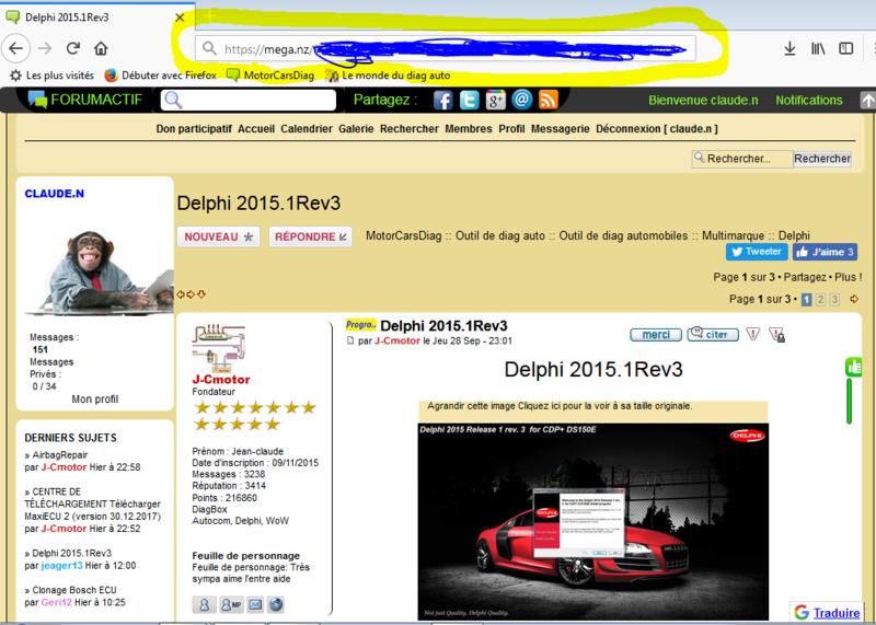 Sélectionner:   DELPHI 2015.1REV3 Fichie13