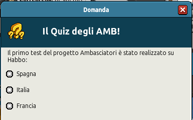 "[IT] Evento Habbo ""Terzo Anniversario AMB"": Quiz a sorpresa! -hlfo18"
