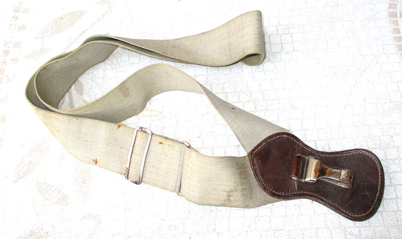 Baudrier de sabre allemand : époque ? 732_0010