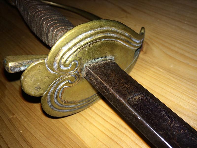 Epée d'uniforme : période ? Img_4618