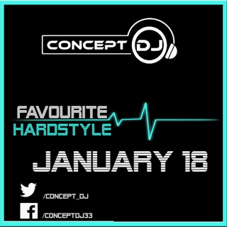 Concept - Favourite Prog-House January 18 (03-01-2018) Hardst10