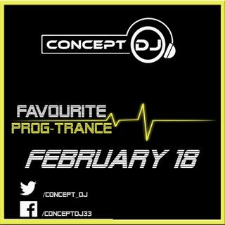 Concept - Favourite Prog-Trance February 18 (23-02-2018) Prog-t10