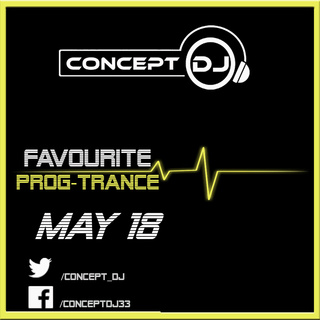 Concept - Favourite Prog-Trance May 18 (25-05-2018) Prog-t14