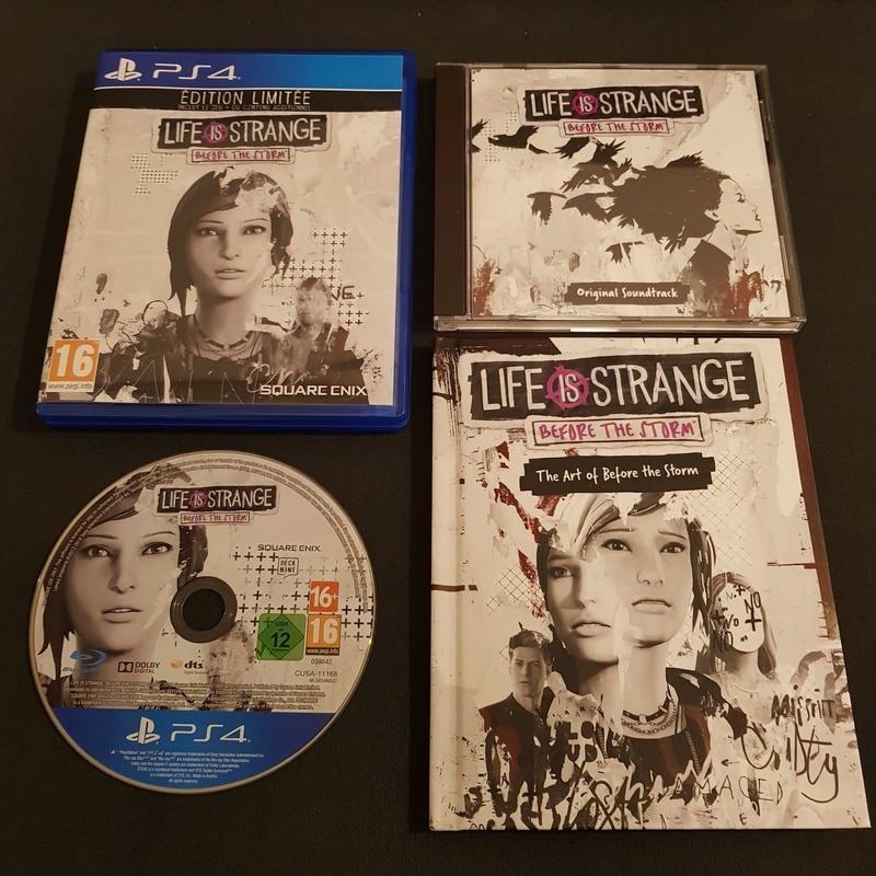 [VDS] Life is Strange Before the Storm édition limitée Vinyle PS4 PAL S-l16013