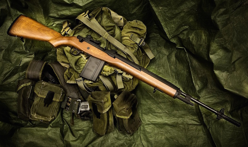 [Photos] Les plus belles photos d'arme longues Wallpa10