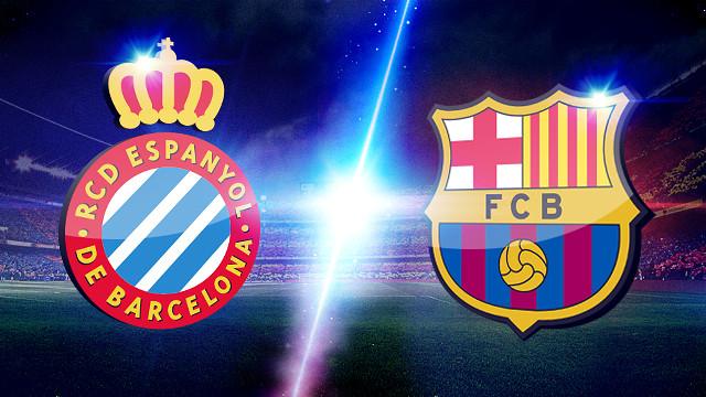 Espanyol v Barca Barc_a10