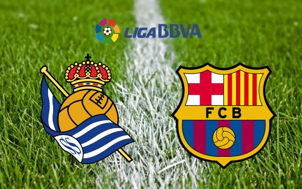 Real Sociedad v Barcelona Real-s10
