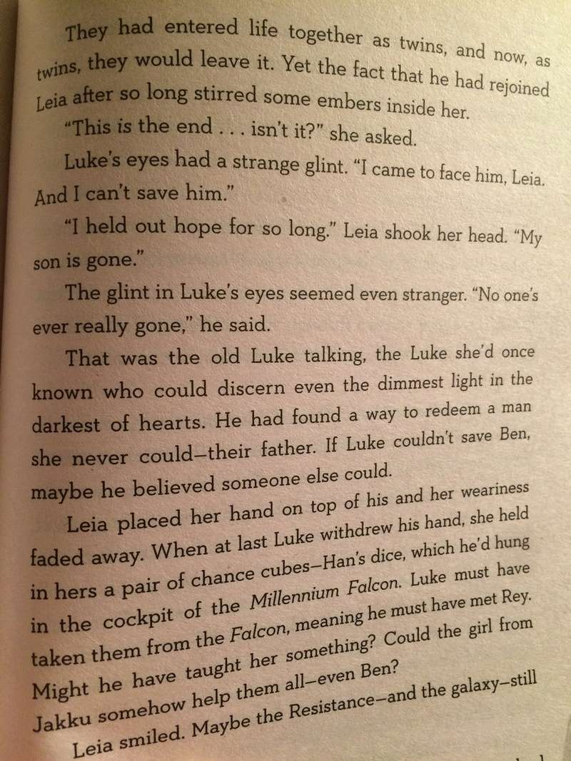 The Last Jedi and the Shakespeare Novelizations 18aae610