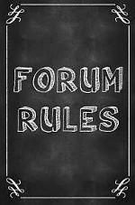 OMF Board Rules Regarding Posting