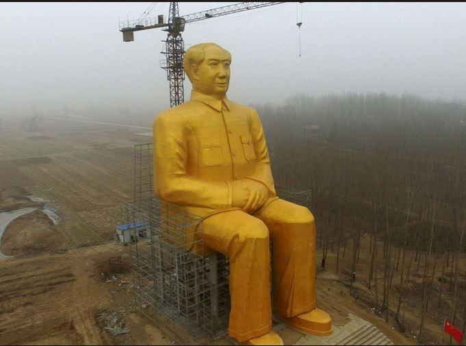 Statue Spécial Mao10