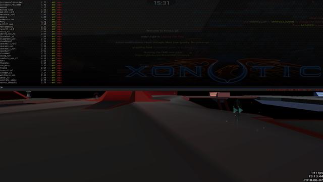 Speedy record 67/67 Xonoti10