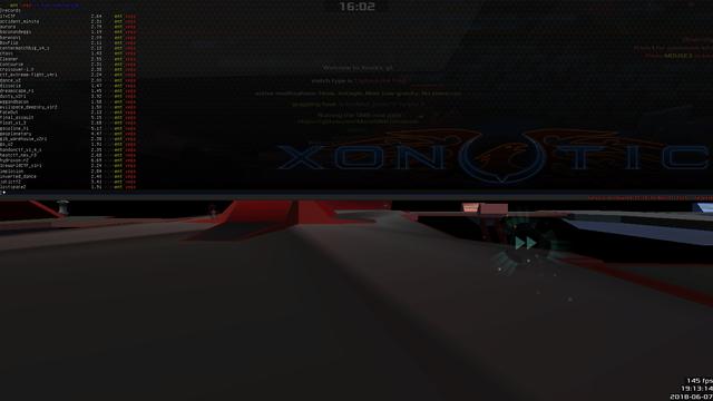 Speedy record 67/67 Xonoti11