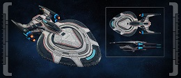 Tactical Miracle Worker Cruiser - classe Tucker [T6]