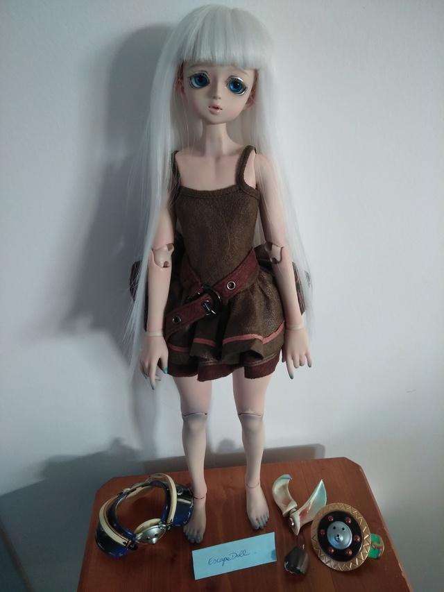 [Vend]Dollchateau madeleine doll in mind annabeth Img_2012