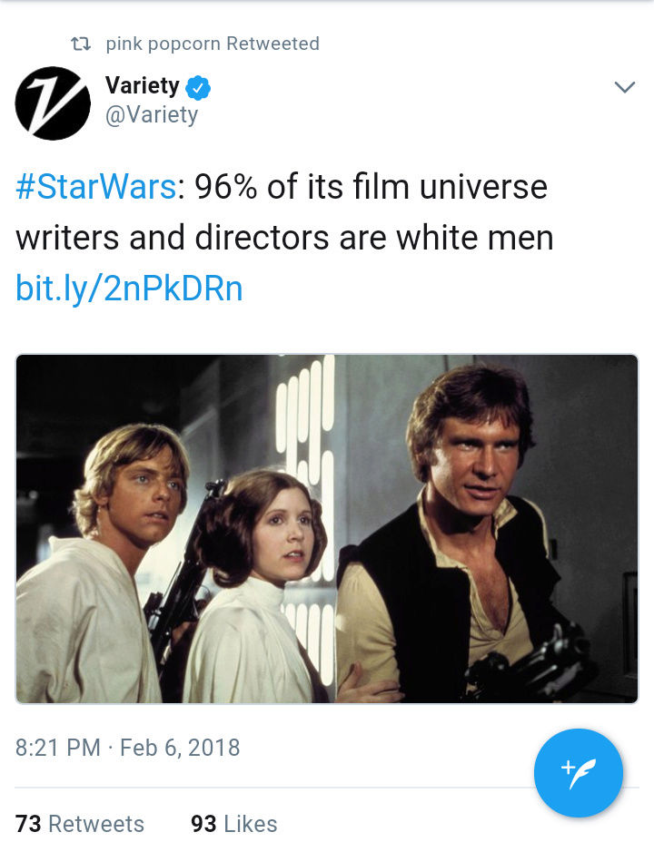 BREAKING NEWS: David Benioff and D.B. Weiss to write and produce a new series of Star Wars - Page 2 20180210