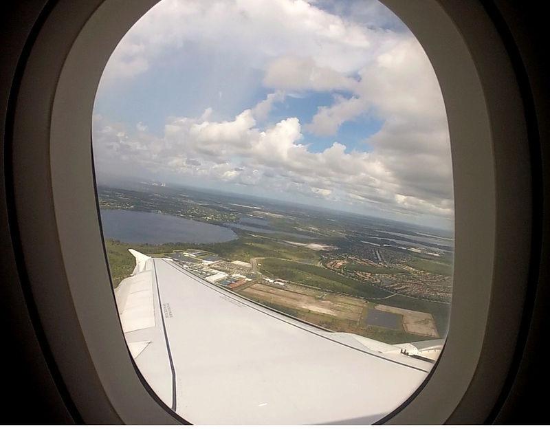 [TR vidéo] ♫ For the first time in Florida ♪ : périple floridien en août 2017 - Page 15 Avion_11