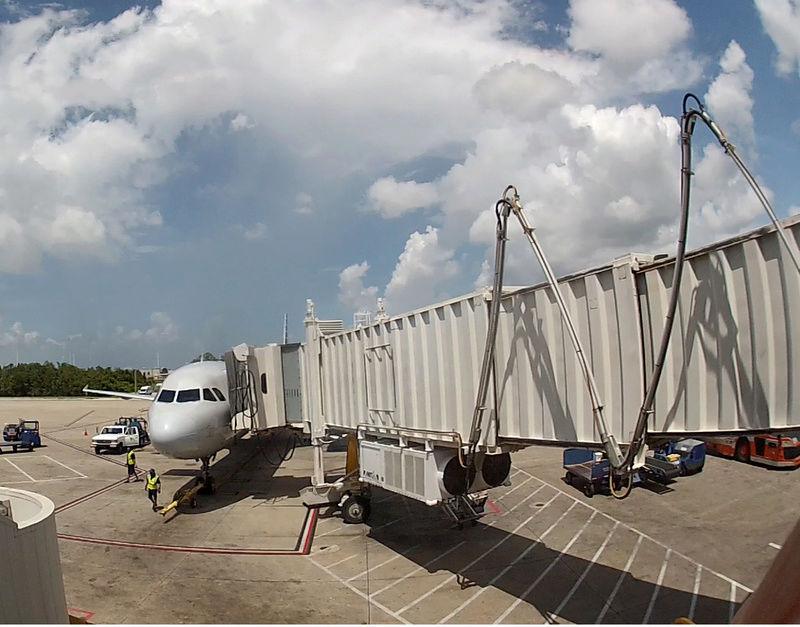 [TR vidéo] ♫ For the first time in Florida ♪ : périple floridien en août 2017 - Page 15 Avion_14