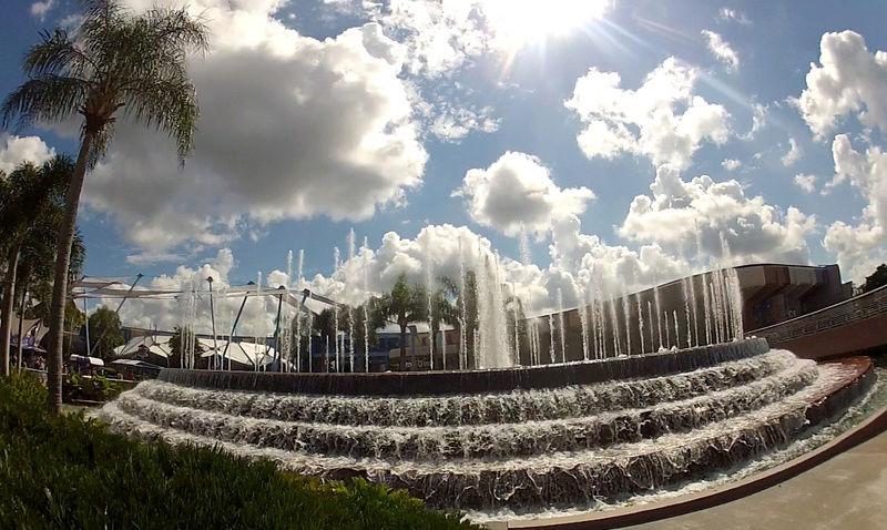 [TR vidéo] ♫ For the first time in Florida ♪ : périple floridien en août 2017 - Page 11 Ep610