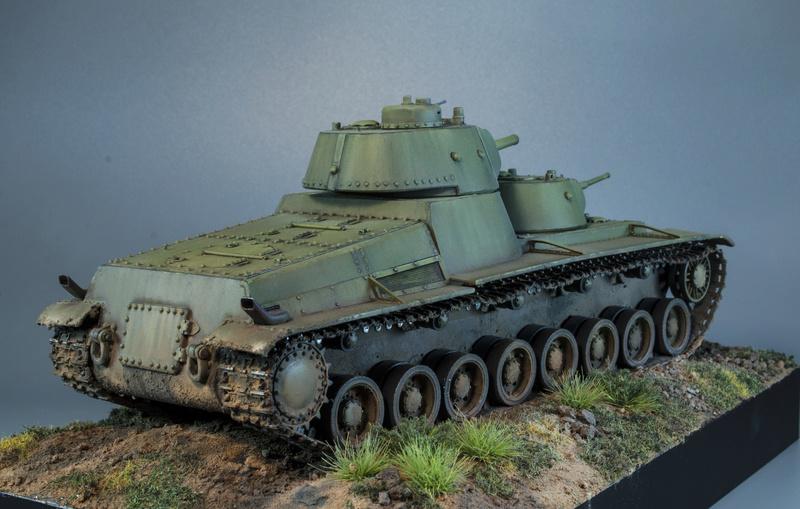 Т-100 Сталинский бронемонстр - Страница 4 1015