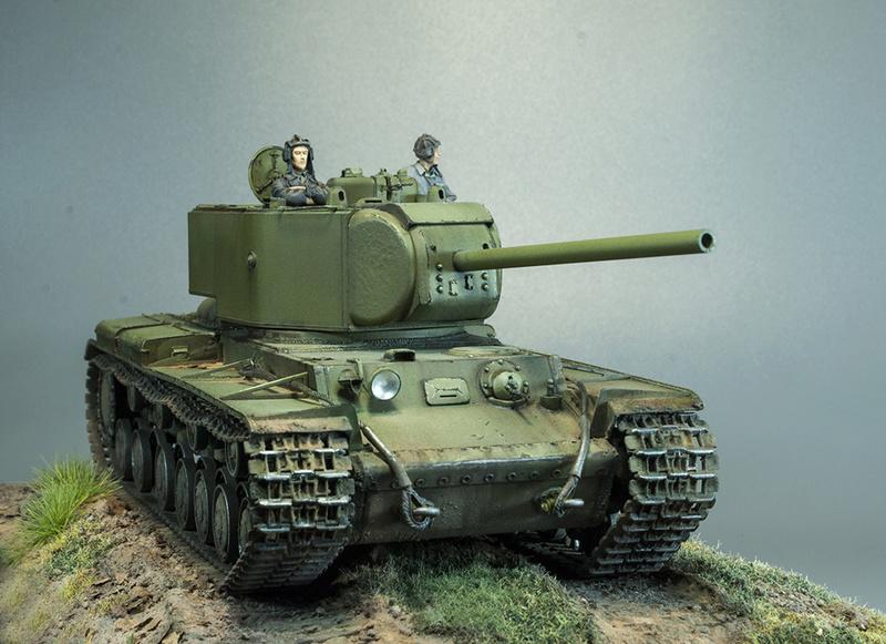 КВ-220 Русский тигр - Страница 2 110