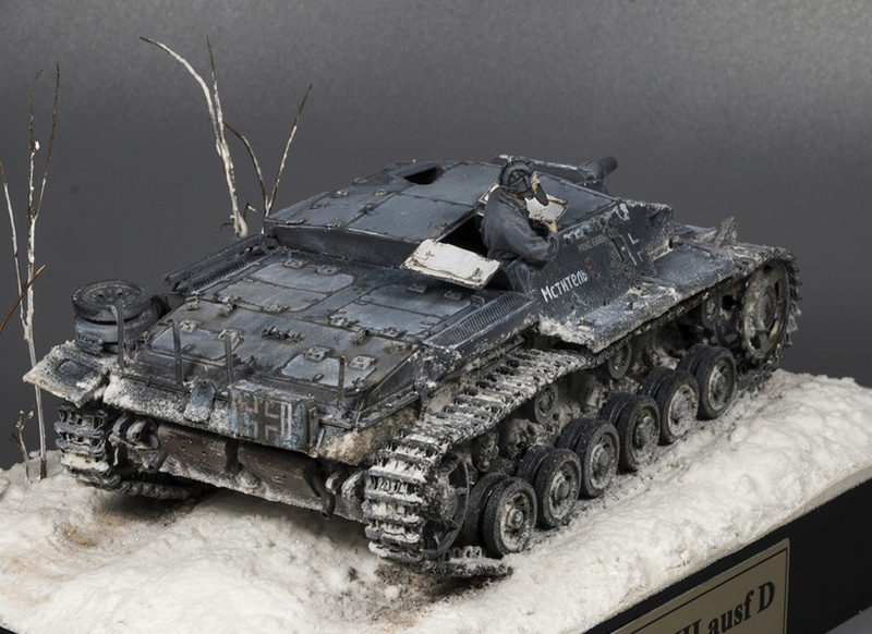 Stug III Ausf C на службе РККА 1113