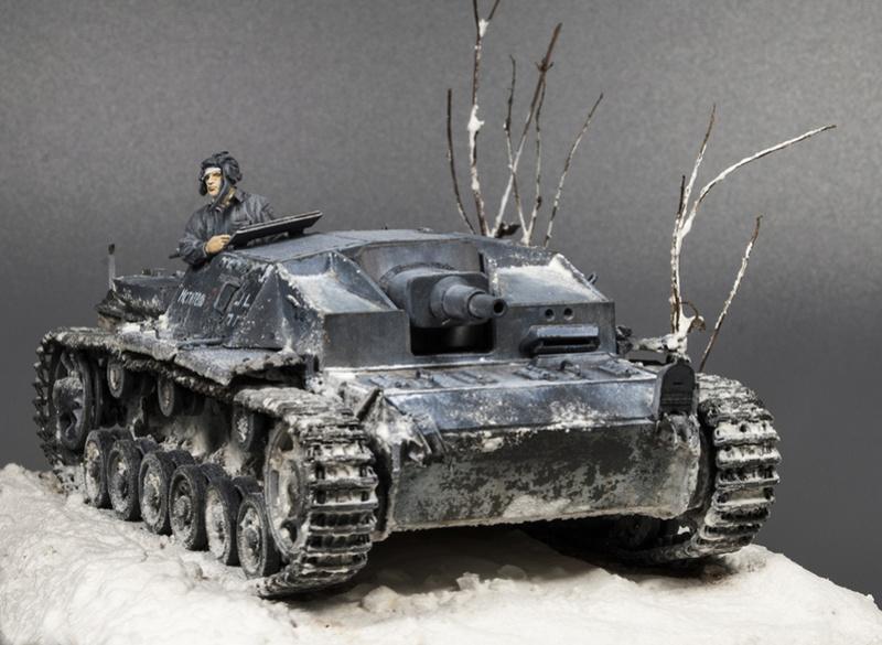 Stug III Ausf C на службе РККА 116