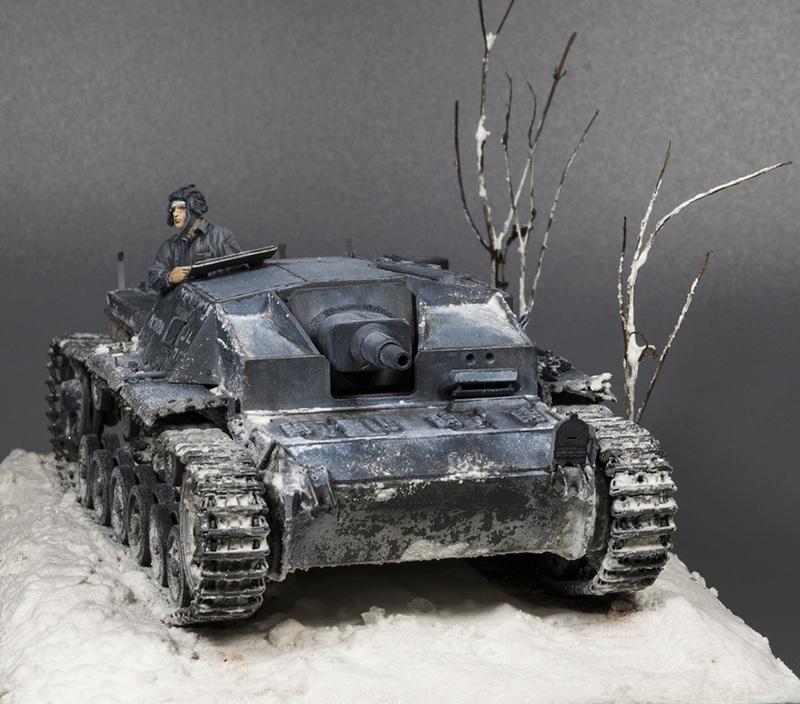 Stug III Ausf C на службе РККА 215
