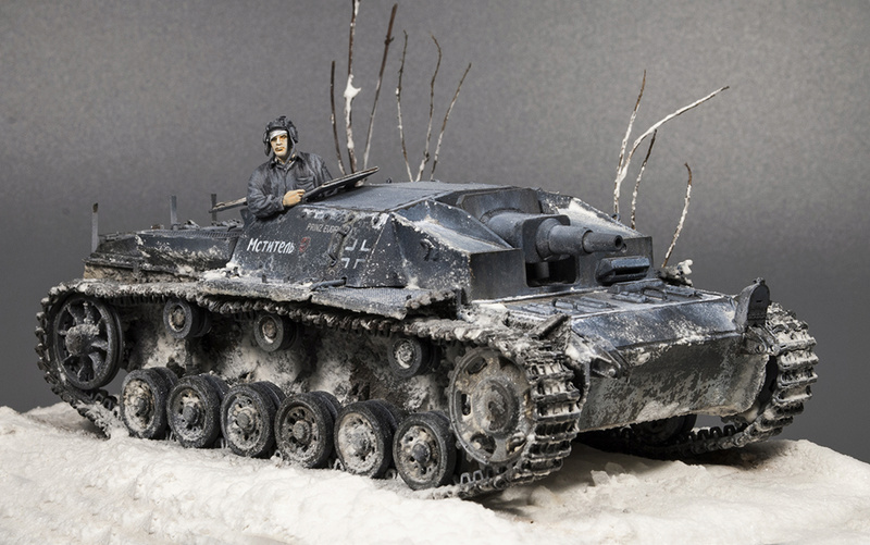 Stug III Ausf C на службе РККА 315