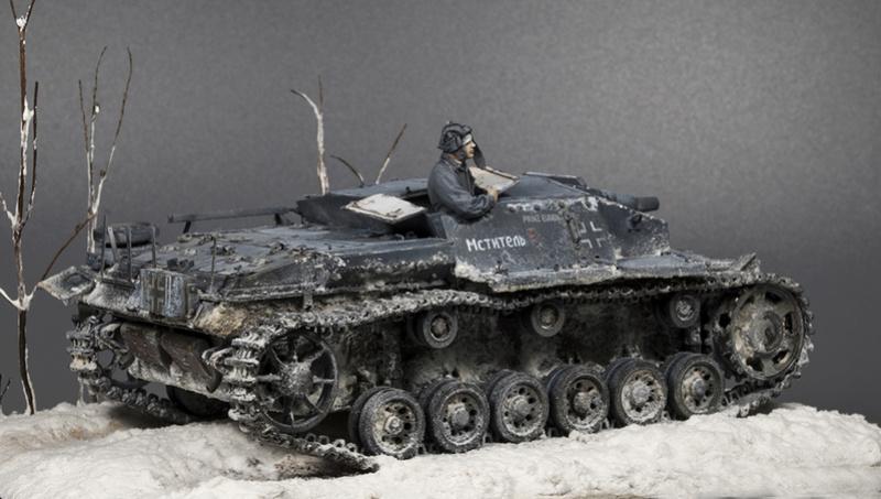 Stug III Ausf C на службе РККА 514