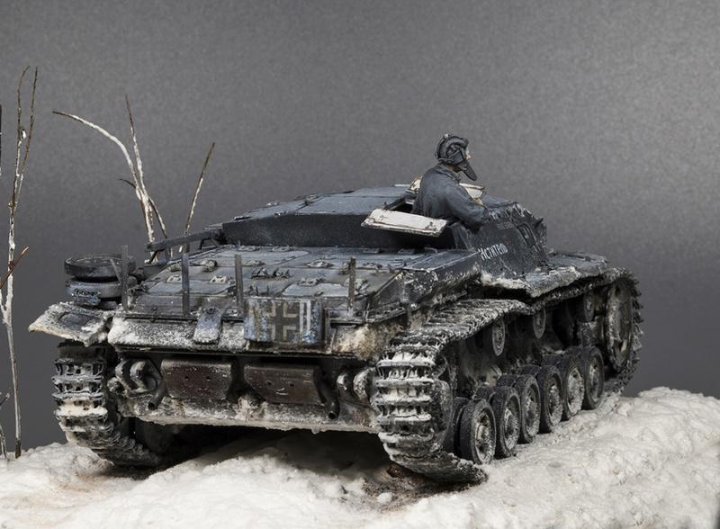 Stug III Ausf C на службе РККА 614
