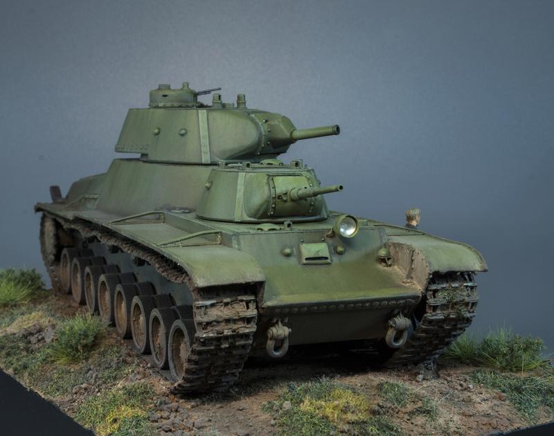 Т-100 Сталинский бронемонстр - Страница 4 615