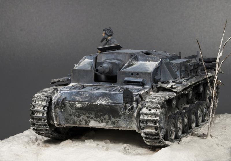Stug III Ausf C на службе РККА 714