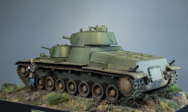 Т-100 Сталинский бронемонстр - Страница 4 815