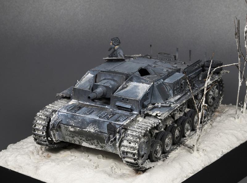 Stug III Ausf C на службе РККА 914
