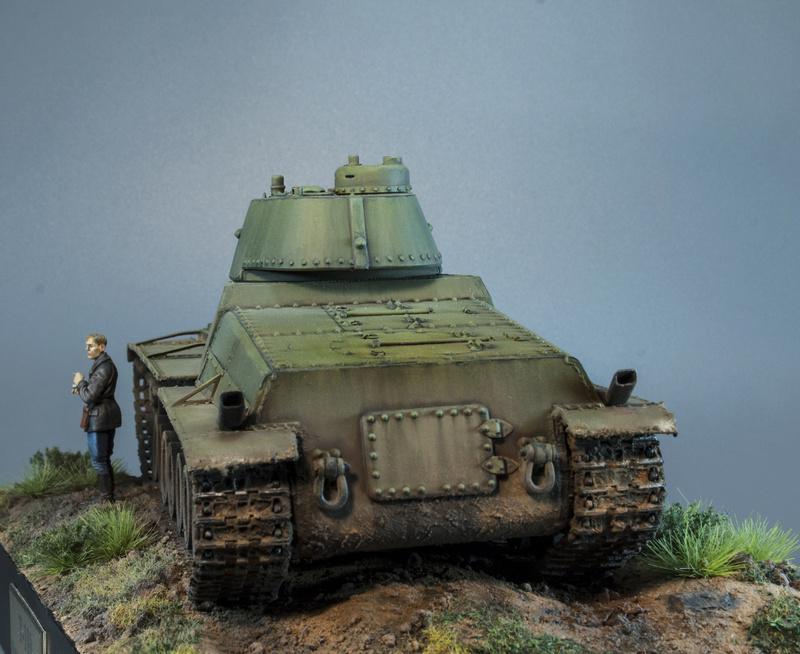 Т-100 Сталинский бронемонстр - Страница 4 915