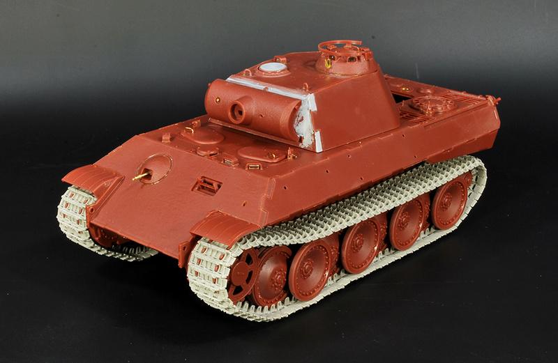 PzKpfw V ausf A Panther из роты Сотникова Dsc_0520