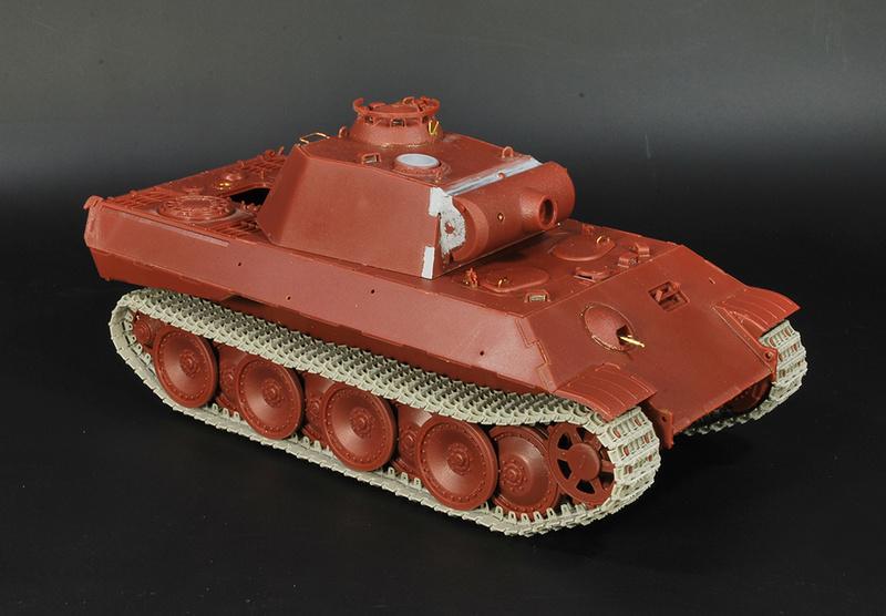 PzKpfw V ausf A Panther из роты Сотникова Dsc_0521