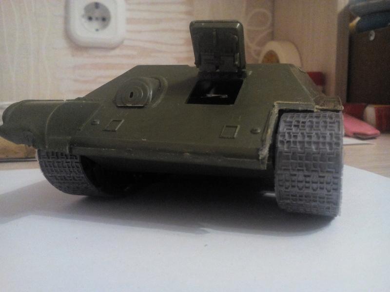 Т-34/76 образца 1943 года. Img_2025