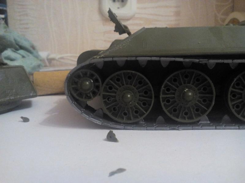 Т-34/76 образца 1943 года. Img_2028