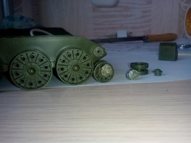Т-34/76 образца 1943 года. Img_2033
