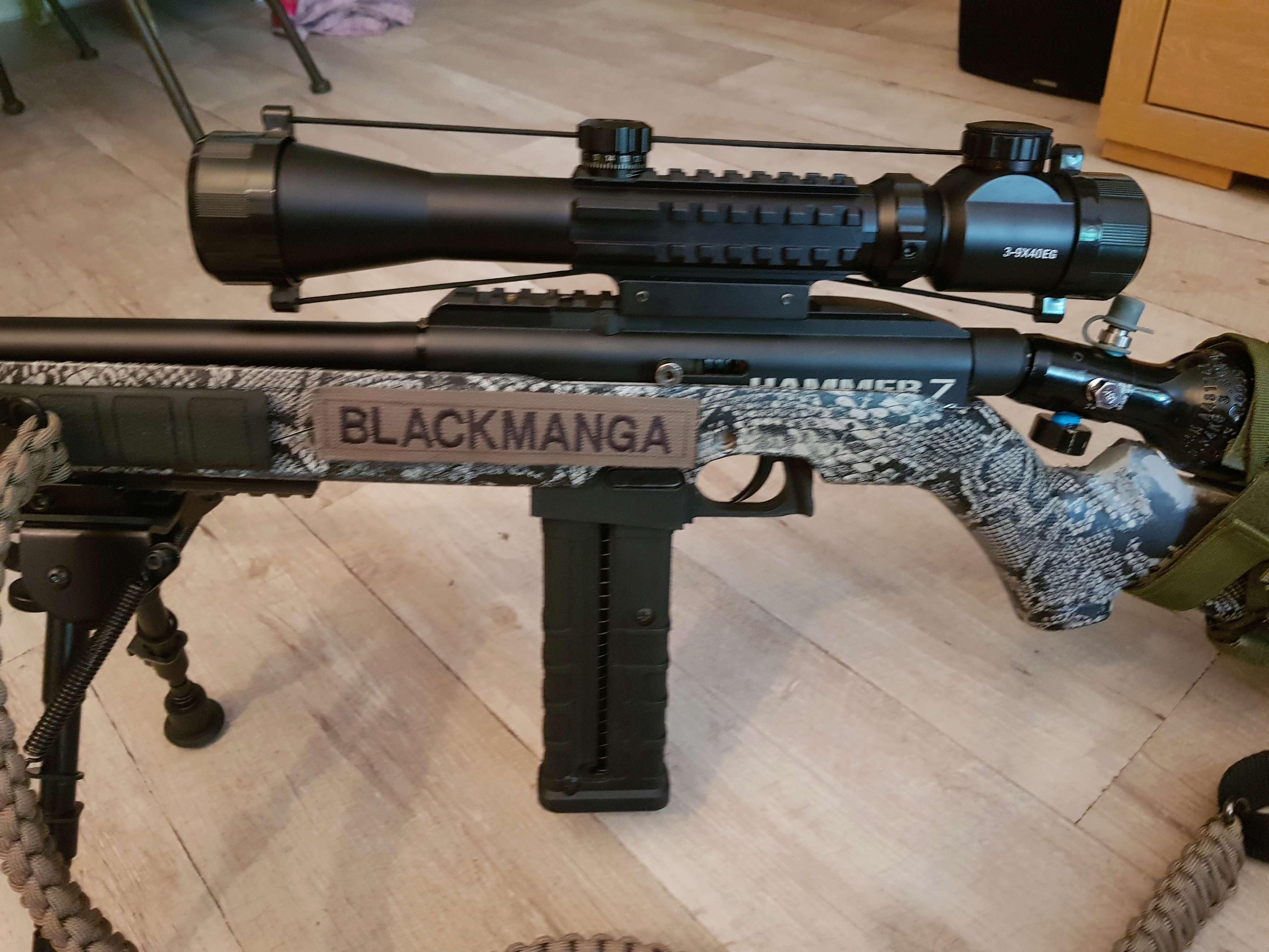Mon sniper est terminé  20180519