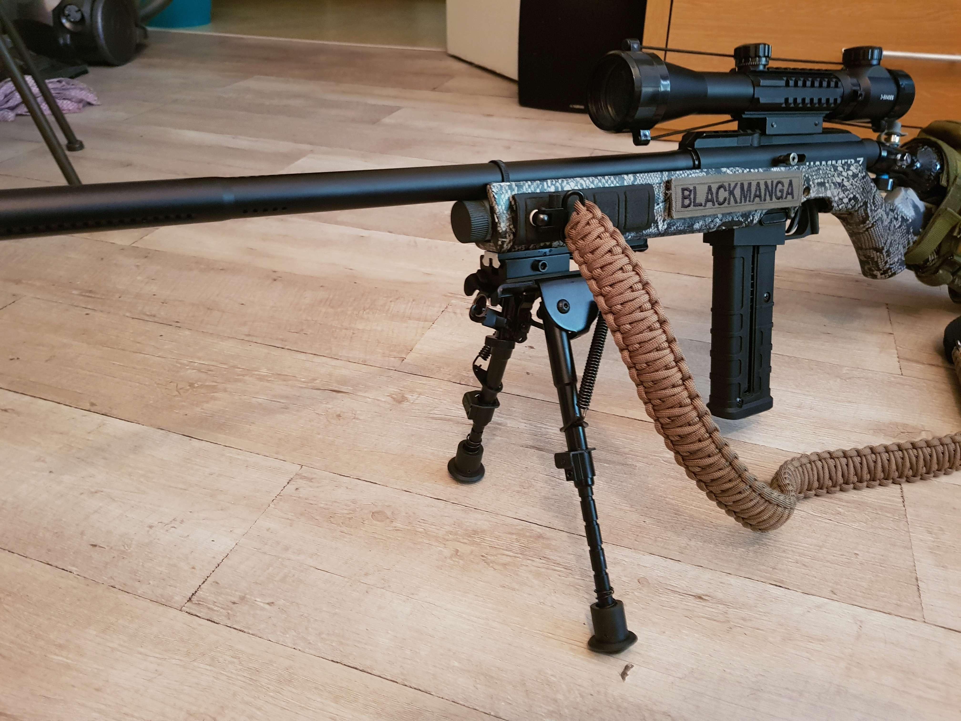 Mon sniper est terminé  20180520