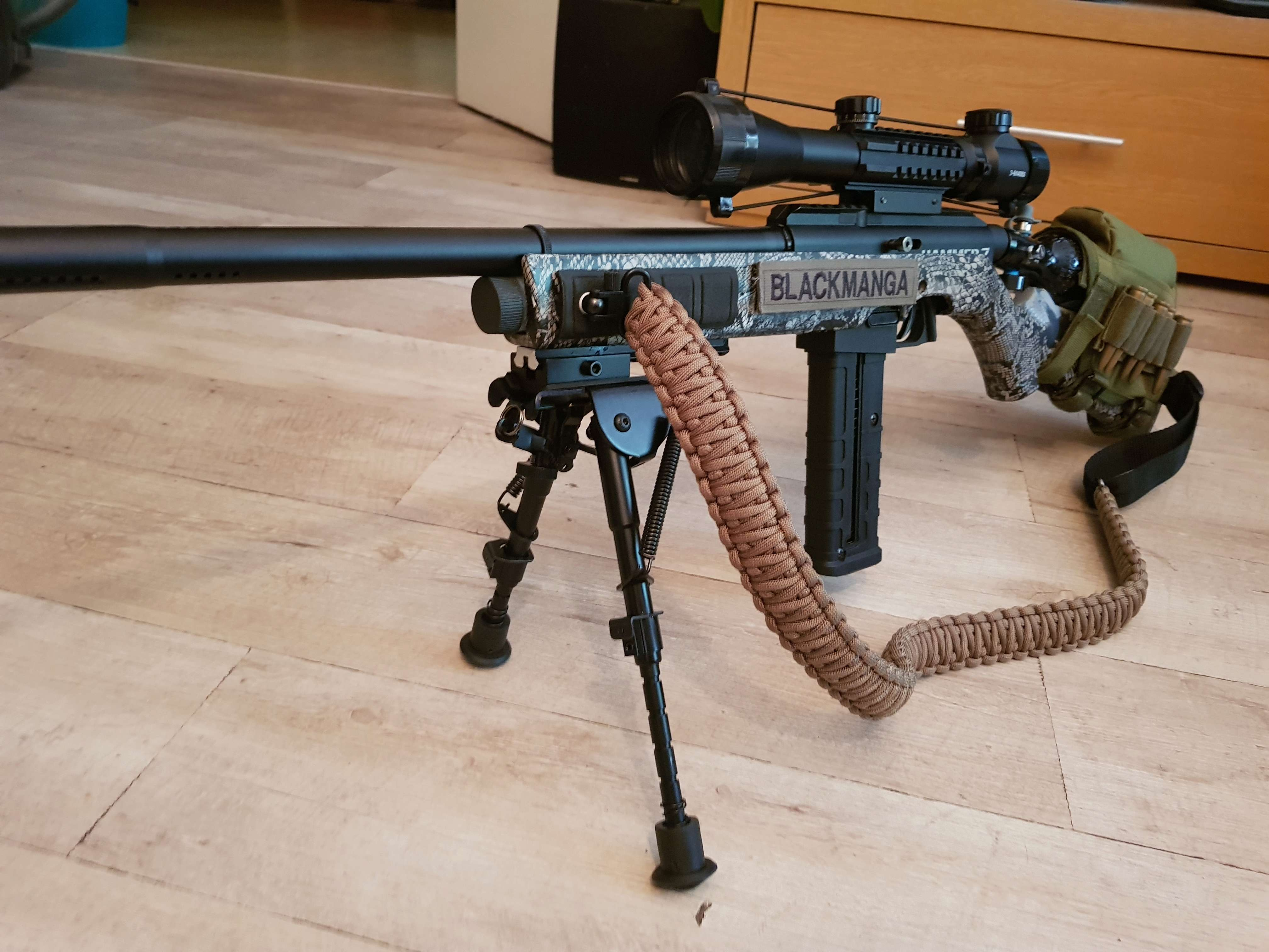 Mon sniper est terminé  20180523